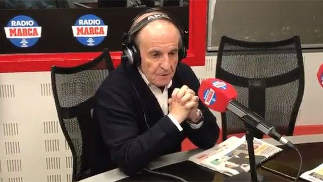 La rajada de José María García contra Florentino