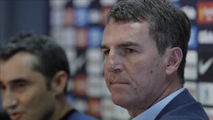 Robert Fernández acertó de pleno con la contratación de Ernesto Valverde