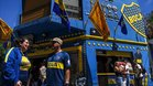 El sábado 10 se jugará la primera final de la Copa Libertadores en La bombonera
