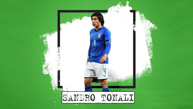 Sandro Tonali, el futuro regista de Italia