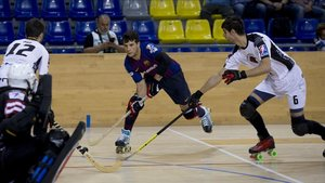 El Sant Cugat es un equipo fuerte en su pista