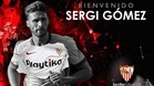 Sergi Gómez, nuevo jugador del Sevilla FC