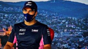 Sergio Pérez, positivo, se perdió las dos carreras en Silverstone