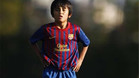 Take Kubo tuvo que dejar el Barça