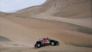 El último Dakar se disputó íntegramente en Perú