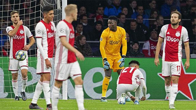 El Valencia elimina al Ajax y estará en octavos de la Champions League