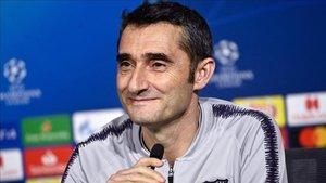 Valverde se acordó de los campeones de la Copa del Rey de básket