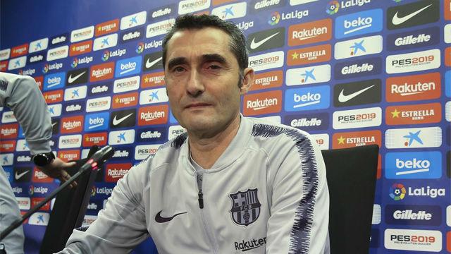 Valverde: Umtiti es importante para todos