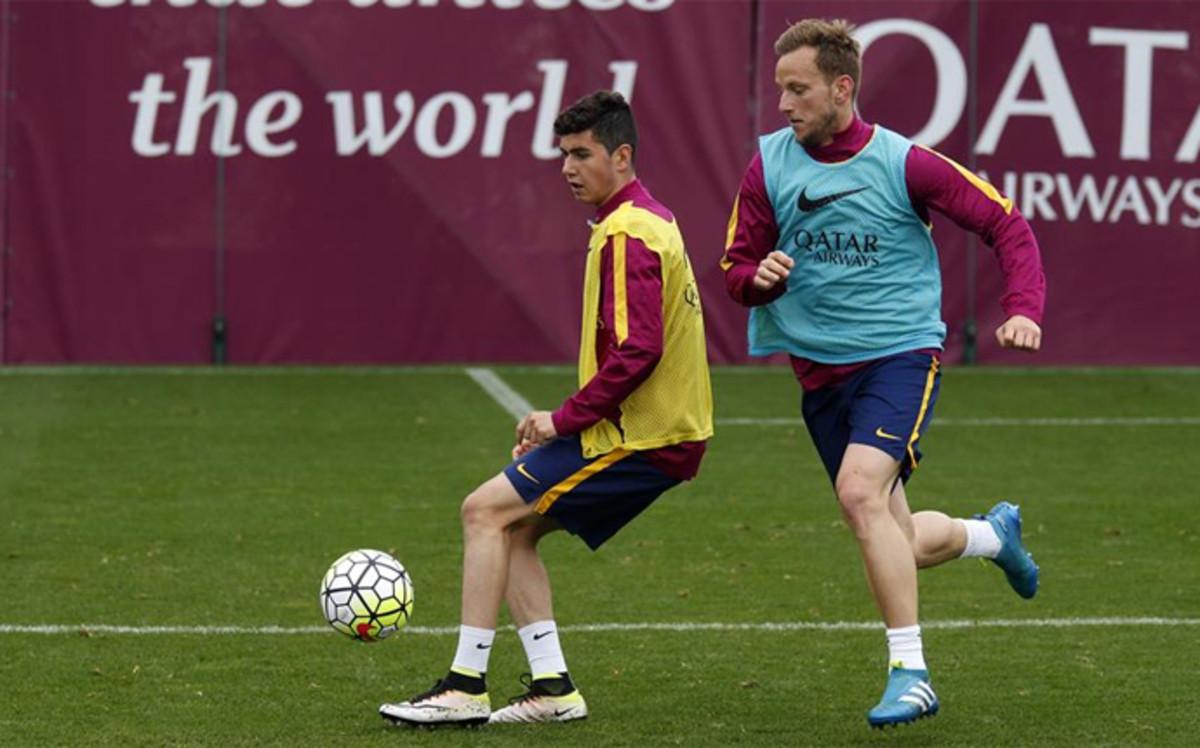 El Barça vuelve al trabajo con buen humor y optimismo