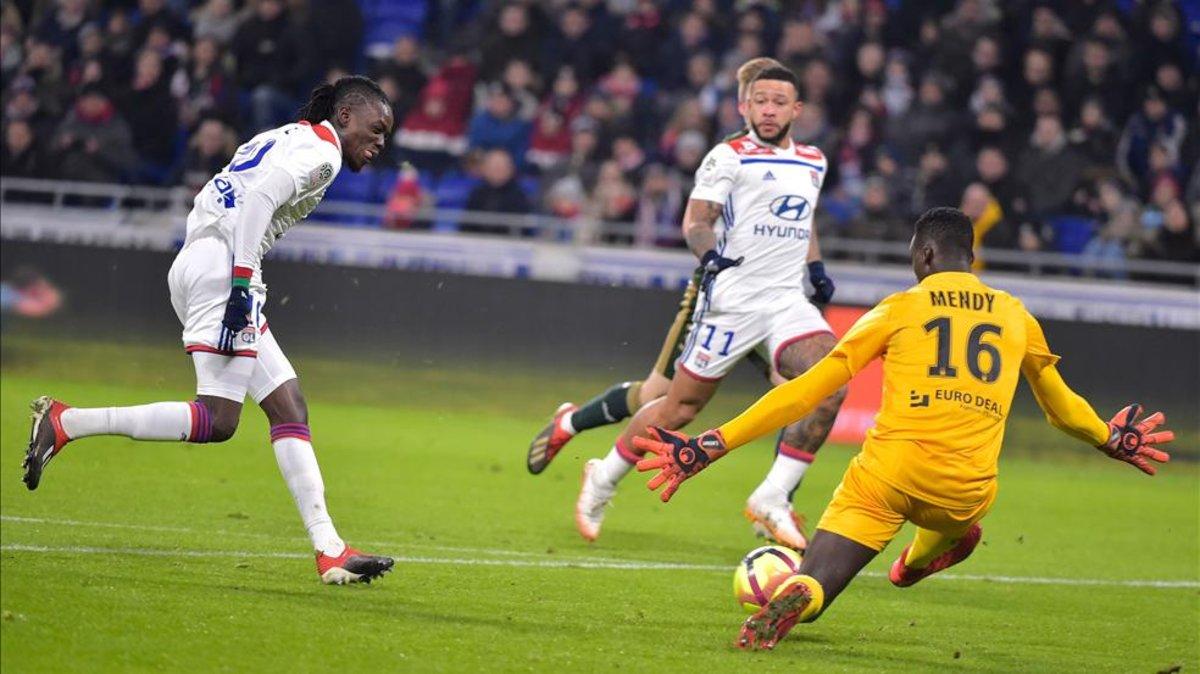 El Lyon empata y continúa sin enderezar el rumbo