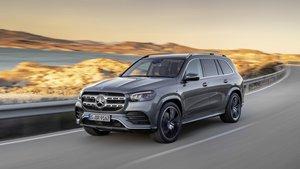 Nuevo Mercedes-Benz GLS.