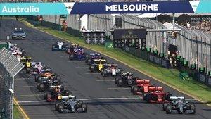 El Gran Premio de Australia renueva hasta 2025