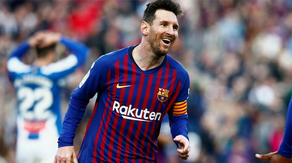 Messi se acerca a su séptimo Pichichi
