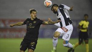 Alianza Lima mejoró notablemente en el segundo tiempo