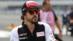 Alonso explicó los motivos por los que decidió dejar la F1