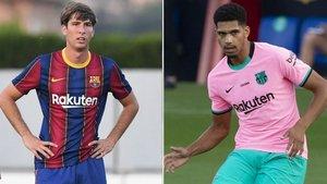 El andaluz ha vuelto como una moto de la cesión al Schalke y el uruguayo gusta, y mucho, a Koeman
