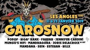 Arranca este fin de semana el Festival Garosnow en Les Angles