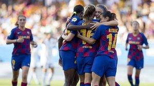 El Barça confía en lograr la victoria ante el Atlético