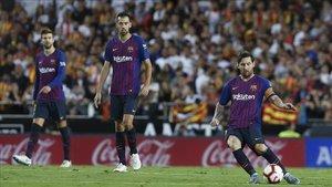 El Barça vuelve a la Liga