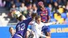 El Barcelona femenino se impuso al Sevilla