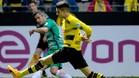 Bartra ha vuelto a jugar este sábado con el Borussia Dortmund