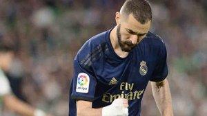 Benzema fue muy crítico con su compatriota Olivier Giroud