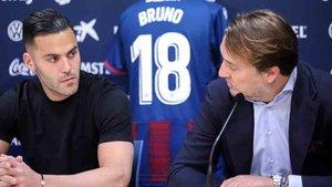 Bruno ha rescindido su contrato con el Barcelona