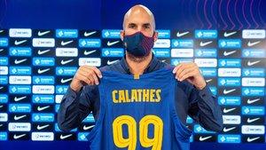 Calathes llevará el timón del Barça 2020-21