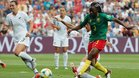 Camerún sumó sus primeros 3 puntos ante Nueva Zelanda