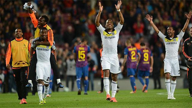 CHAMPIONS | Barcelona 2-2 Chelsea