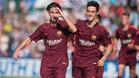 Un Barça con doble cara se mete en la final de la Youth League