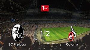 El Colonia vence 1-2 en el feudo del SC Freiburg