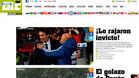 El diario Olé sobre el cese de Julen Lopetegui