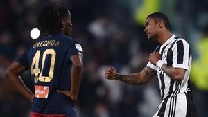 Douglas Costa fue decisivo para la Juventus