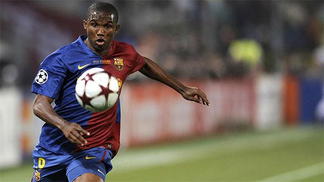 Etoo: El Barça aún no ha arrancado en La Liga
