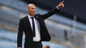 La gestión de Zidane ha sido muy cuestionada
