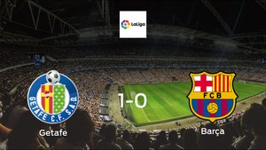 Getafe cruise to a 1-0 victory vs. Barcelona at Coliseum Alfonso Pérez