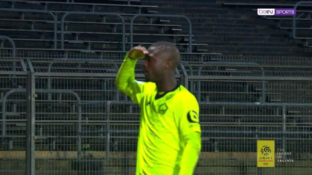 El golazo de Pépé en el triunfo del Lille