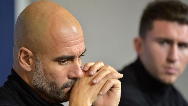 Guardiola lamenta el fallecimiento de Núñez