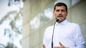 Iker Casillas podía ser el próximo presidente de la RFEF