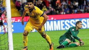 Khedira tuvo su tarde más goleadora