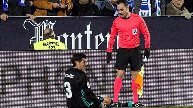 LACOPA | Leganés - Real Madrid (0-1): La lesión de Vallejo