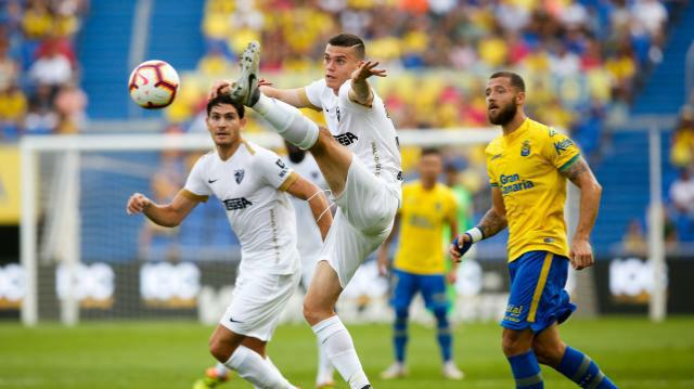 LALIGA 123 | Las Palmas - Málaga (1-0)