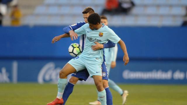 LALIGA 123   Lorca - Barcelona B (1-1)