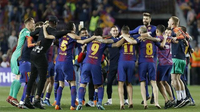 LALIGA | FC Barcelona - Real Madrid (2-2): Así fue la fiesta de los campeones en el Camp Nou