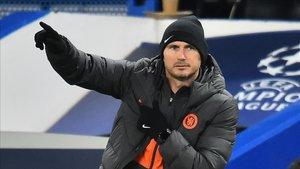 Lampard: Sería bueno fichar un delantero en enero