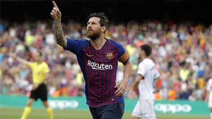 Leo Messi jugará el 22 de diciembre