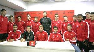 Los jugadores profesionales del Reus podrían abandonar el club esta semana