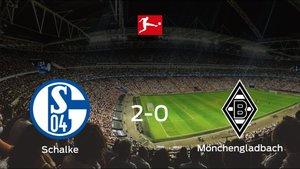 Los tres puntos se quedan en casa: Schalke 04 2-0 Borussia Mönchengladbach