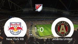 Los tres puntos se quedaron en casa: New York RB 1-0 Atlanta United